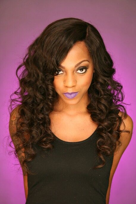 Full Sew In Weave Hairstyles