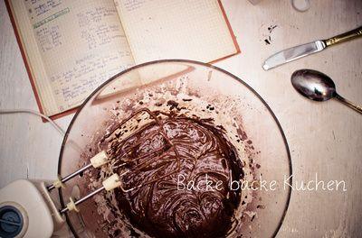 Schoko-Biskuit-Kuchen - Naturprodukte zum Selbermachen