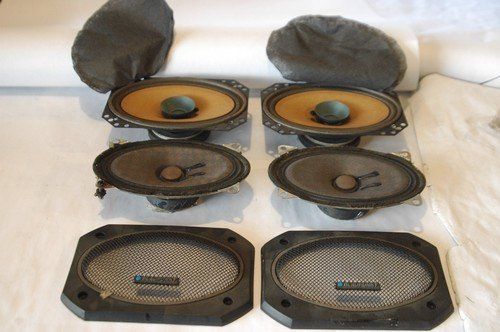 V BMW e30 Blauplunkt Speaker System 318i 325i 325e M3 318is  //Price: $ & FREE Shipping //     #carscampus #sale #shop #cars #car #campus