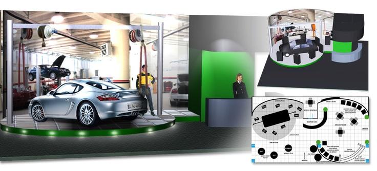 Seltec s.r.l. - Progettazione stand. Realizzazione: Agenzia Verde