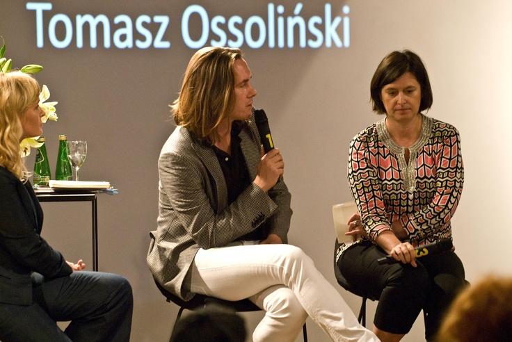 AF Open University Grazyna Olbrych & Tomasz Ossolinski #fashion #olbrych #ossolinski #art #festival #starybrowar #poznan