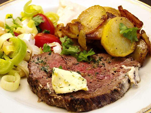 Coeur de filet Provencale | Recept.nu