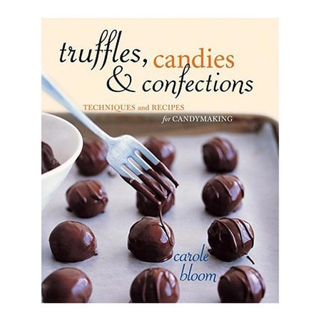 Truffles Candies and Confections Cookbook #chocolate #truffles #candies #confections #cookbook