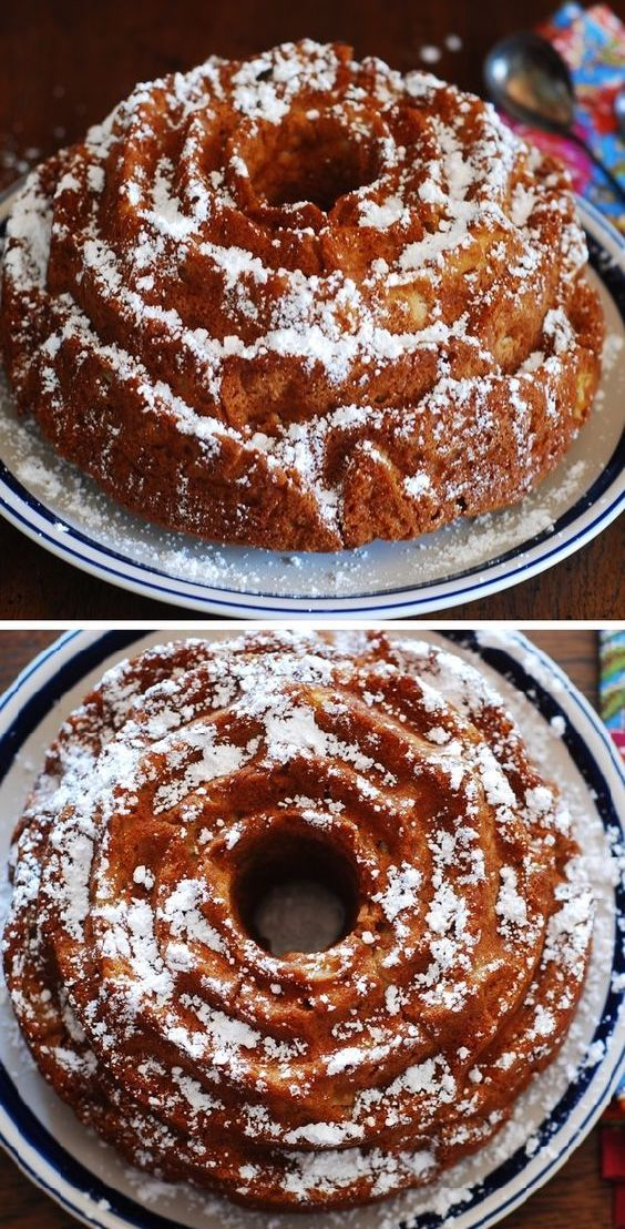 Apple Cinnamon Buttermilk Bundt Cake Cinnamon Bundt Cake Recipe Breakfast Bundt Cake Buttermilk Coffee Cake