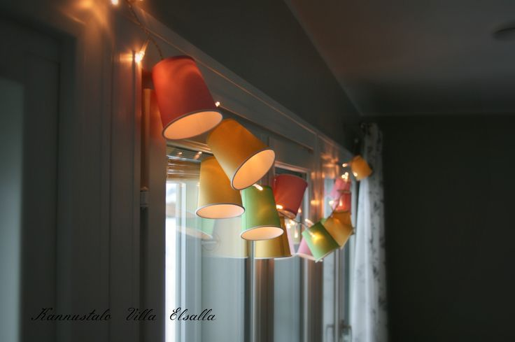 DIY: Party light