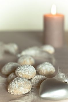 • paules' Schneebällchen, mit lieben Grüssen zum 1. Advent