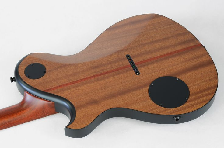 Liuteria Arda Guitars - Chitarra elettrica di liuteria