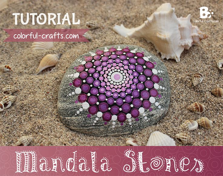 Mandala Stones are the latest trend in the craft world to go viral. The colorfully dotted patterns are a real eyecatcher and easy to recreate. By now you can admire a great many of different patterns and interpretations of Mandala Stones all over the internet. The great thing about it is, that you can do them without a lot of practice. You don't need special skills or be an amazingly talented painter to get great results. It is not so hard to paint dots. With some simple tips and tricks you…
