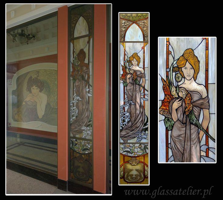 #polandhandmade, #witraż, #stainedglas, #glassatelier, #pracownia, #tiffany, #mozaika, #vitrail, #bydgoszcz, #glass, #szkło, #sakralny, #church