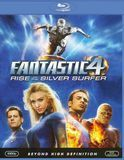Fantastic Four: Rise of the Silver Surfer [Blu-ray] [2007]