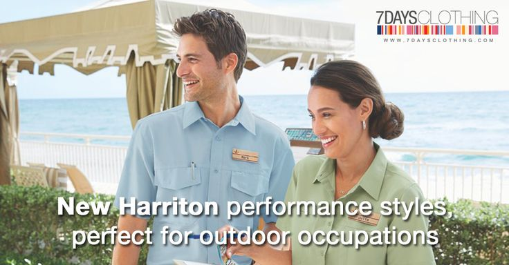 Harriton The Complete Selection Of Clothing For You