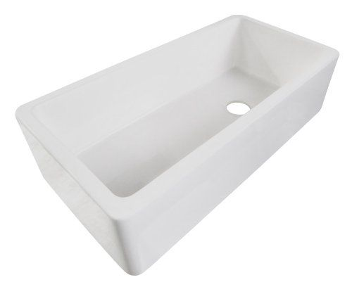 ALFI brand AB3618 White 36-Inch Single Bowl Thick Fireclay Farmhouse Kitchen Sink with Smooth Apron, White Alfi Carafes,http://www.amazon.com/dp/B00H4CKYG2/ref=cm_sw_r_pi_dp_U.wdtb1JDQVK06DN