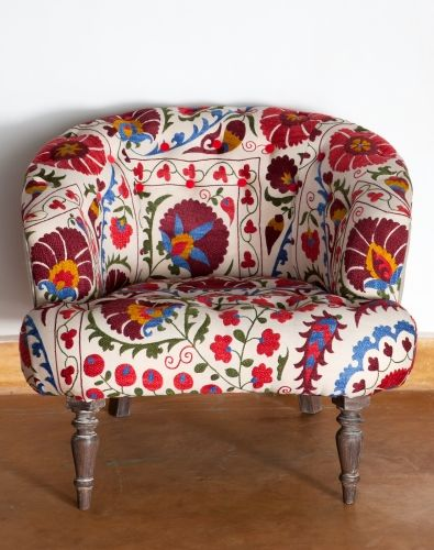 Vintage Upholstered Pieces   Ruby Star Traders