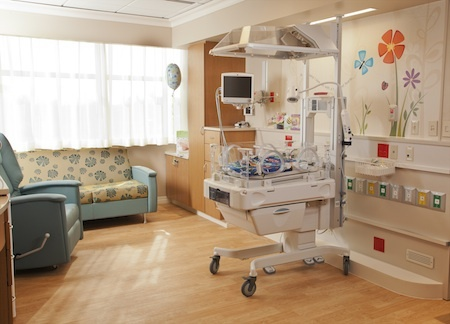 NICU room. Awww I remember when we would see our baby Audrey everynite#MIRACLEBABY
