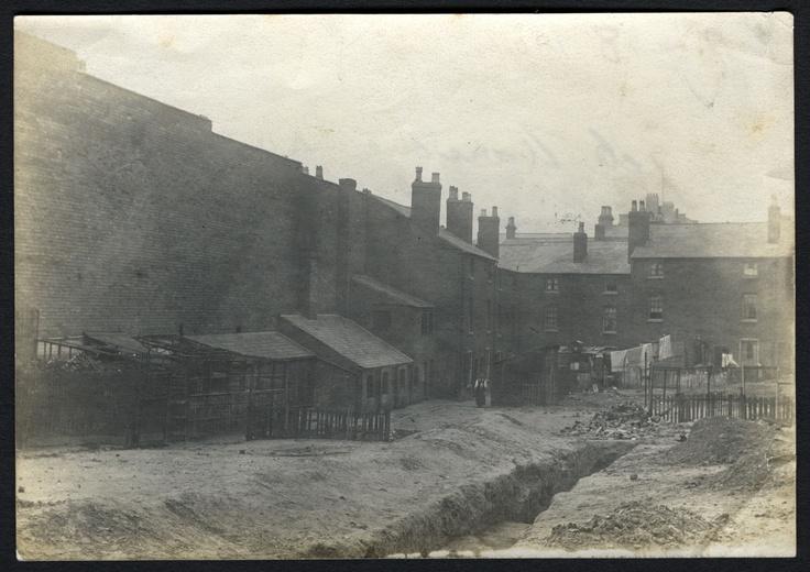B'ham Warstone Lane Site circa 1907