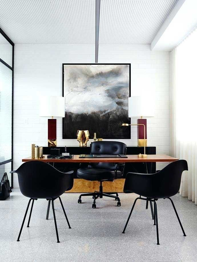 19 Charming Contemporary Office Design Ideas With Images
