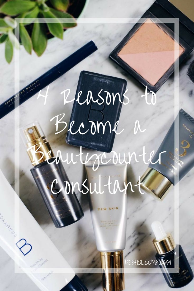 how to become a skincare consultant