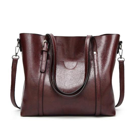 249aa91d404d 100% Genuine leather Handbags (9 Colors Available) - Valentina s Boutique