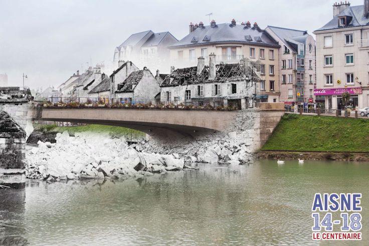 Ville de ch teau thierry paysages d 39 hier et d 39 aujourd 39 hui for Piscine chateau thierry