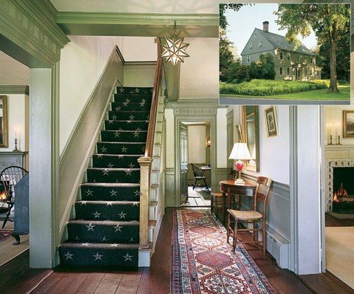 Early American Homes : Architectural Digest