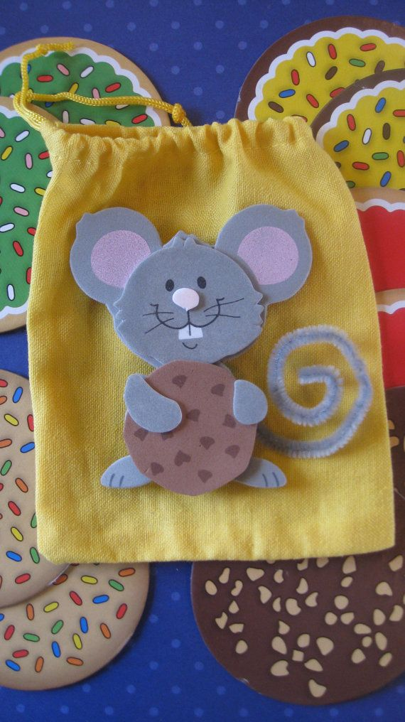 """Game tie in for """"If You Give a Mouse a Cookie"""""""