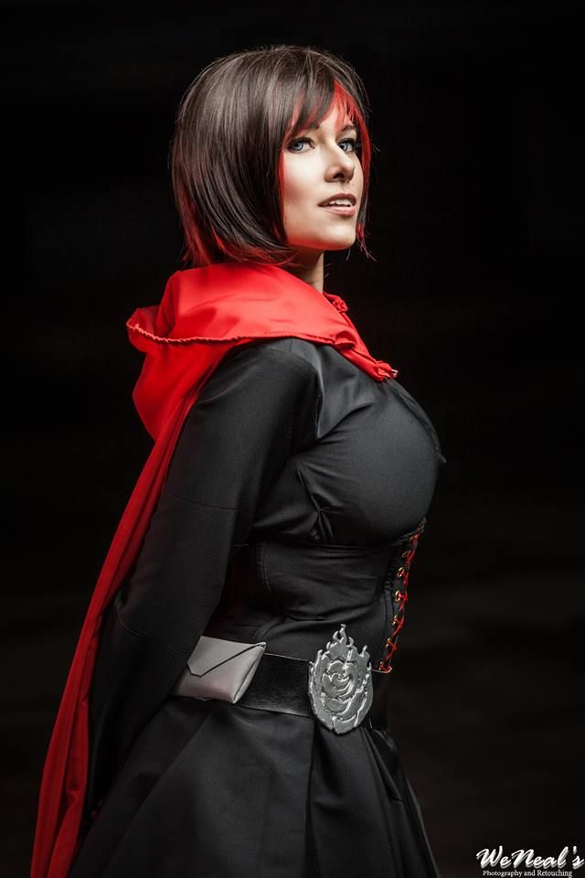 Silver Shade Cosplay As Ruby Rose From Rwby  Cosplay -5034