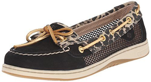 Sperry Top-Sider Women's Angelfish Leopard Boat Shoe ** READ MORE @: http://www.passion-4fashion.com/shoes/sperry-top-sider-womens-angelfish-leopard-boat-shoe/