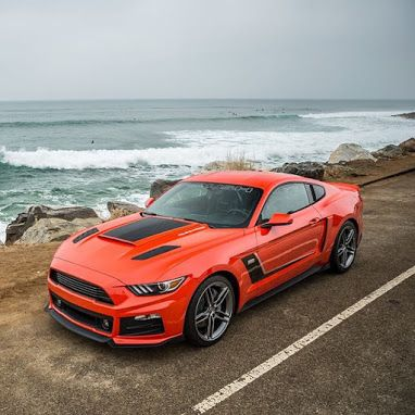 Ford mustang2015