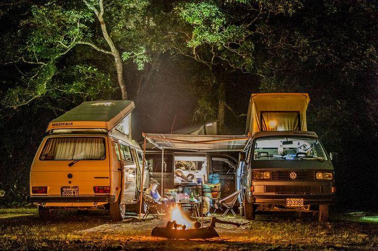 T3 Vanagon Camper 、T3 Multivan Camper & T5 California
