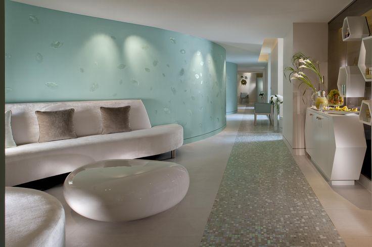 Valmont in Hotel Meurice spa Paris,