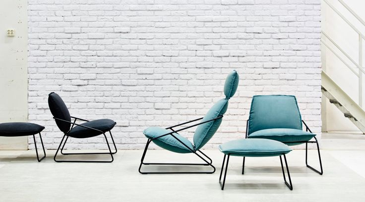 VILLSTAD easy chairs, armchairs and footstools Interiors