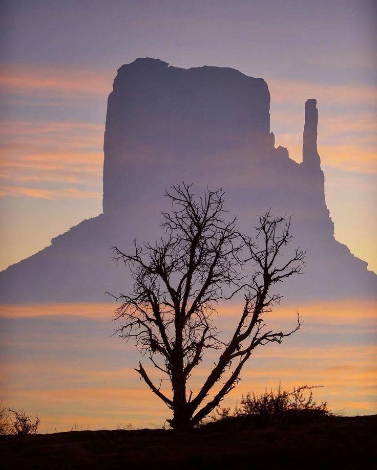 Diante de mim paz. Após mim paz. Debaixo de mim paz. Acima de mim paz. Ao meu redor paz.  benção Navajo  Foto: Vale do Monumento uma das mais icônicas imagens do sudoeste norte americano na reserva Navajo capturada por @ladzinski