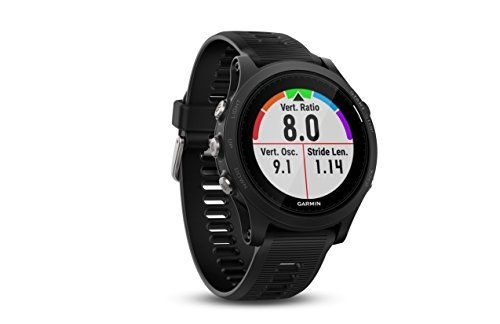 Garmin Forerunner 935 (Black) POWER BUNDLE | Includes Running Watch, Glass Screen Protectors (x2), PlayBetter USB Wall/Car Charging Adapters | Multi-Sport GPS, Advanced Metrics, On-Wrist Heart Rate   WHAT'S INCLUDED IN THE BUNDLE?: -Garmin Forerunner 935 (Black) Multi-Sport GPS Running Watch -Tempered Glass Screen Protectors (2-Pack) -