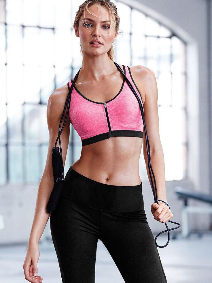 Workout sports bra sexy
