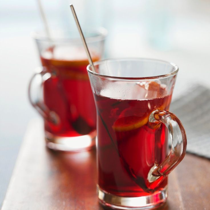 This yule cup recipe from BakingMad.com is a wonderful mulled wine recipe for winter months, perfect for guests during the festive period.
