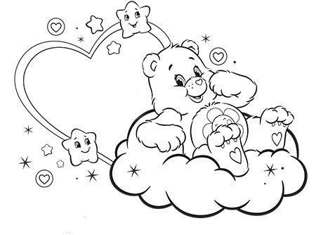 21 best Care Bear Harmony Bear 4 images on Pinterest Care
