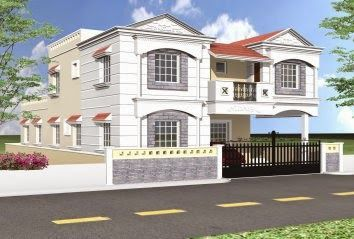 House For Rent in Chennai: 1 BHK Individual House For lease in Adyar @ Rs.400...