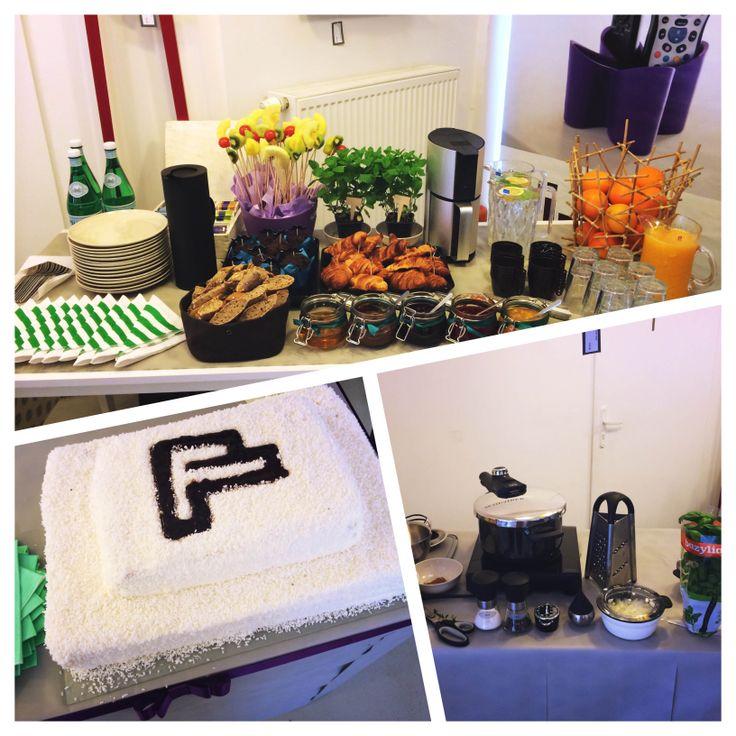 Gotowanie z marką Silit, tort, upominki od marek Iittala, Umbra, Reisenthel i Silit to tylko część atrakcji, które przygotowaliśmy z okazji 3 urodzin sklepu dla naszych Klientów. Było pysznie!