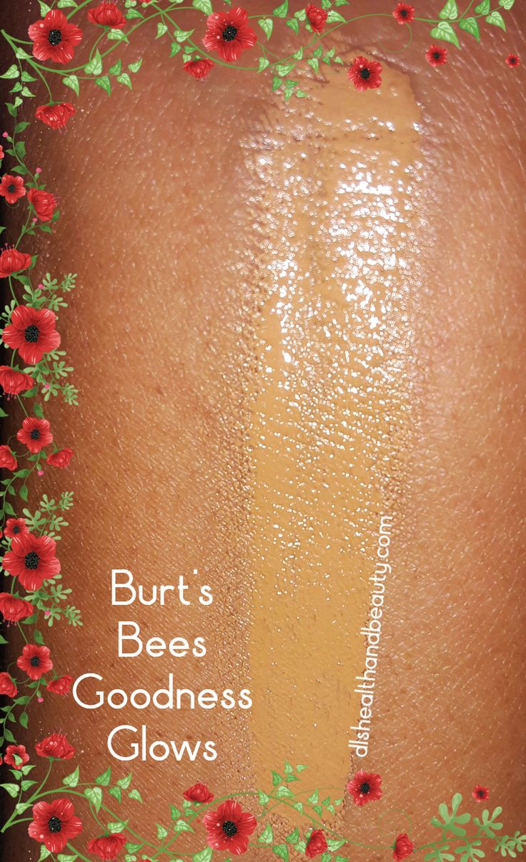 Product Review Burt's Bees Goodness Glows Liquid