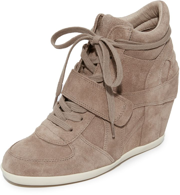Ash Bowie Sneaker Wedges
