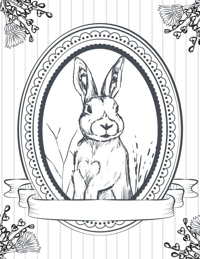 21 best coloriage de p ques easter adult coloring images on pinterest adult coloring pages. Black Bedroom Furniture Sets. Home Design Ideas
