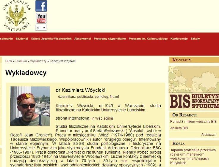 Kazimierz Wójcicki: Ks. Isakowicz-Zaleski to agent opłacany przez Kreml