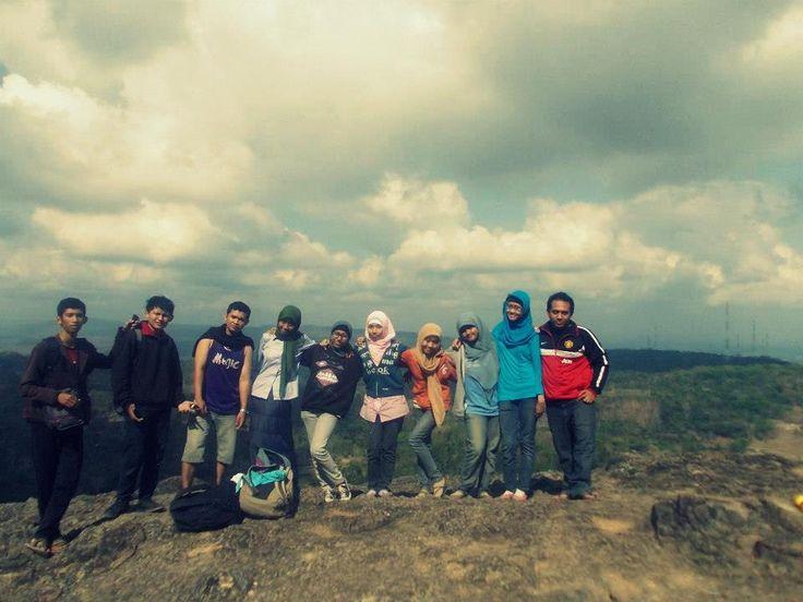 Gunung Purba, Nglanggeran, Wonosari, Yogyakarta, Indonesia