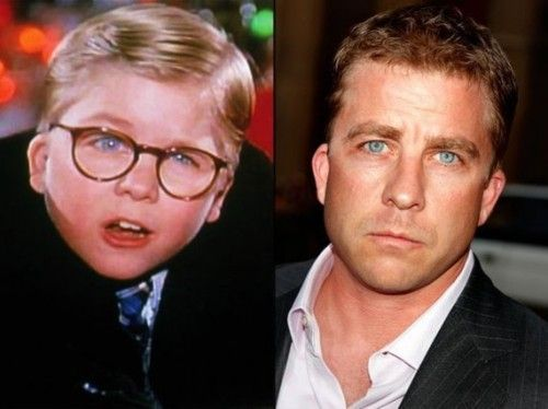 "Ralphie Parker aka Peter Billingsley    By age 11 Billingsley had acted in over 120 TV commercials, two feature films (1 of which was the 1983 classic ""A Christmas Story""), two made-for-TV movies and three TV shows. In 2008 he was the Executive Producer on Jon Favreau's Superhero epic Ironman."