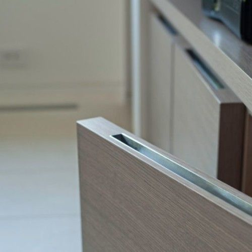 flush cabinet handles 1 | Hardware | Pinterest | Hardware, Joinery ...