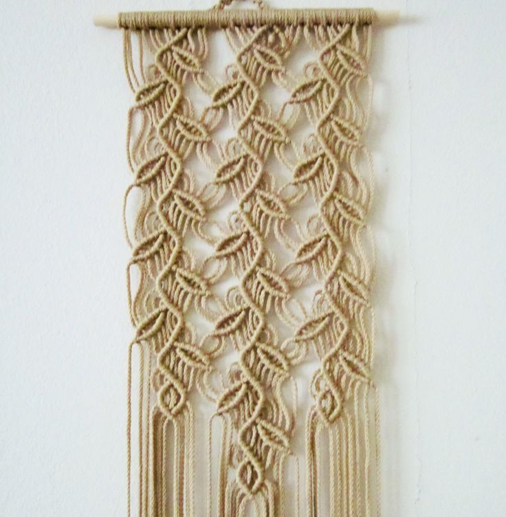 30 Best Macrame Curtains Images On Pinterest