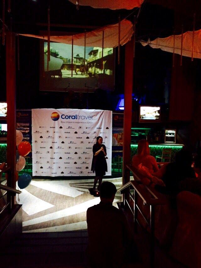 В завершении Road Show программ Anex Tour и Coral 4, 13 февраля состоялись презентации Avantgarde Hotel & Resort в г. Мурманск и г. Самара. Большое спасибо  всем участникам и организаторам мероприятий за новые знакомства, встречи с нашими старыми друзьями, интересные вопросы и далеко идущие планы на дальнейшее сотрудничество.   Avantgarde Hotel & Resort presentations have been hold in Murmansk and Samara on the 13th of February, at the close of Road Show programs of Anex Tour and Coral 4. We…