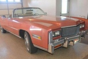 1976 Cadillac Eldorado Convertible For Sale in Ashton, Utah 83420