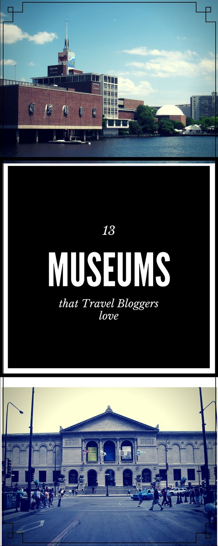 13 Travel Bloggers talk about their favorite museums around the world.