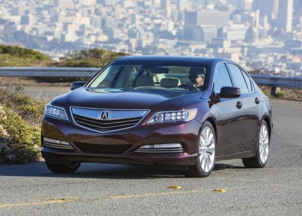 2014 Acura RLX Sport Hybrid Sedan 600x429 2014 Acura RLX Sport Hybrid Full Review with Images